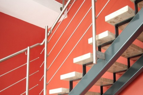 Sonderkonstruktionen Handläufe Einstiegsleitern Treppen Metalltechnik Thüringen Kassel