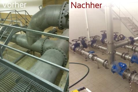 Sanierung Metalltechnik Thüringen Weimar Kassel